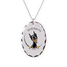 Miniature Pinscher IAAM Necklace