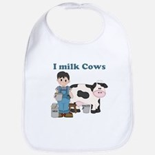 I Milk Cows Bib