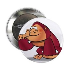 "Gorilla Boogers 2.25"" Button"
