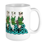 River Dance Large Mug