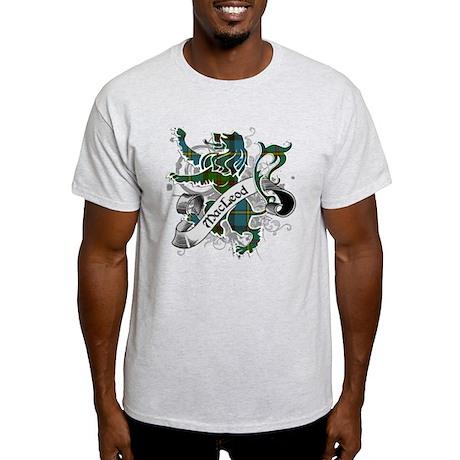 MacLeod Tartan Lion Light T-Shirt