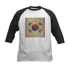 Vintage South Korea Flag Tee