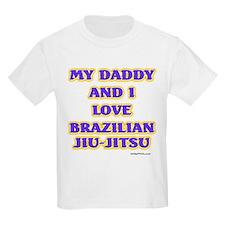 MMAdaddyloveBRAZJIU copy T-Shirt