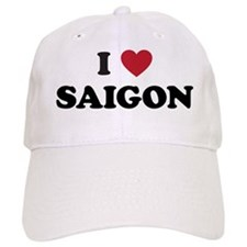 I Love Saigon Baseball Cap