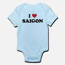 I Love Saigon Infant Bodysuit