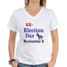 Re-election Day 11-6-12 Shirt