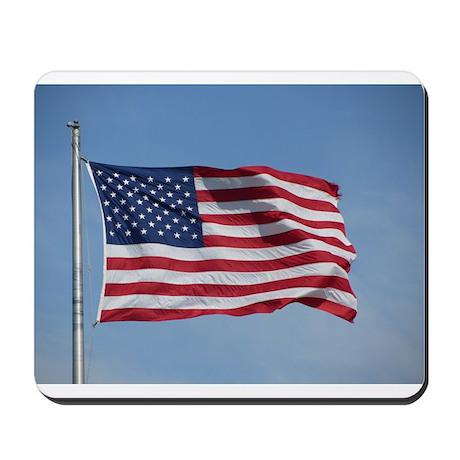 usa american flag Mousepad