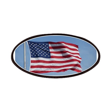 usa american flag Patches