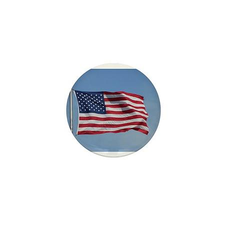 usa american flag Mini Button (100 pack)