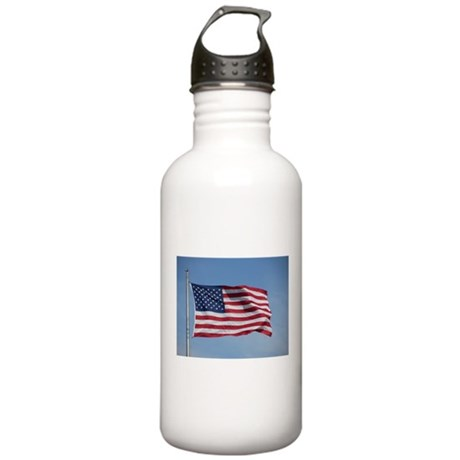 usa american flag Stainless Water Bottle 1.0L