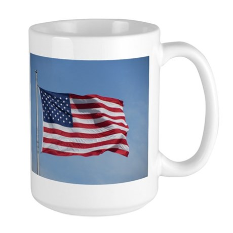 usa american flag Large Mug