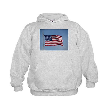 usa american flag Kids Hoodie