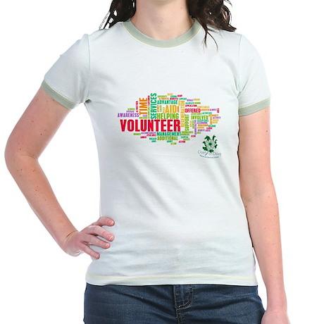 Volunteer Jr. Ringer T-Shirt