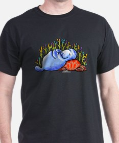 Sea Turtle n Manatee T-Shirt