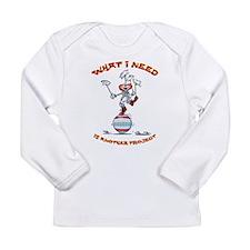 Project Management Long Sleeve Infant T-Shirt