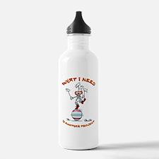 Project Management Water Bottle