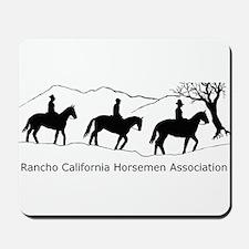 RCHA dark logo Mousepad