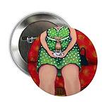 MeeMaw & Teeny ~ Teacup Chihuahua Button