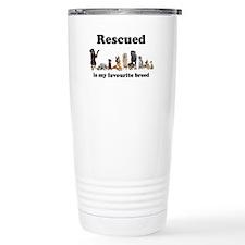 Favourite Breed Travel Coffee Mug