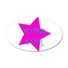 Super Star Wall Decal