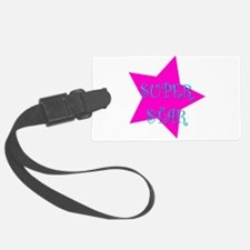 Super Star Luggage Tag