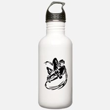 Skateboarding Water Bottle