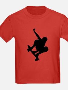 Skateboarding T