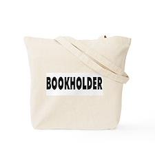 Bookholder Tag Tote Bag