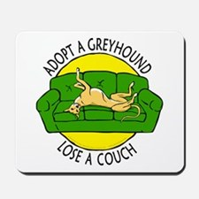 Lose a Couch (G) Mousepad
