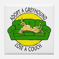 Lose a Couch (G) Tile Coaster