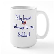 Heart Belongs 2 Mug(A)