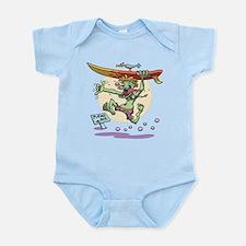 Surfin' Stu Infant Bodysuit