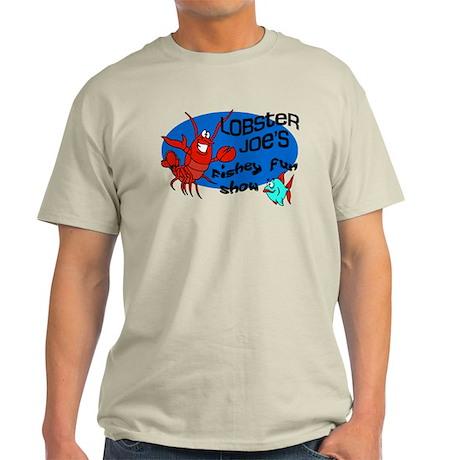 Lobster Joe's Fishey Fun Show Light T-Shirt