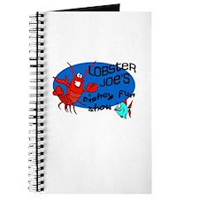Lobster Joe's Fishey Fun Show Journal