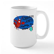 Lobster Joe's Fishey Fun Show Mug