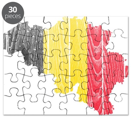 Belgium flag and map puzzle by flagandmapwood for Belgium flag coloring page