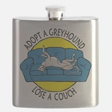 Lose a Couch (B) Flask