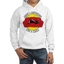 Lose a Couch (R) Hoodie