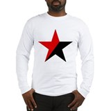 Anarchist Long Sleeve T-shirts