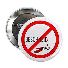 """(Keine) Beschneidung 2.25"""" Button"""