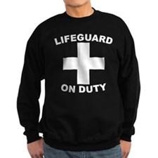 Lifeguard on Duty Sweatshirt