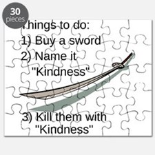 Kill With Kindness Puzzle