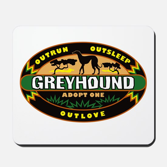 Adopt One (G) Mousepad