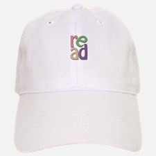 Read Wrapped Design Baseball Baseball Cap