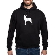 Toy Fox Terrier Hoodie