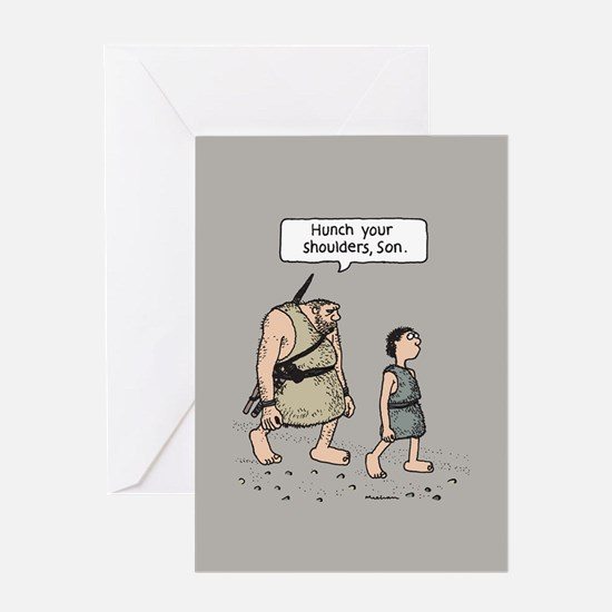 Nowt so daft...Father's Day Greeting Card