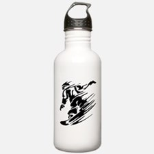 Snowboarding Water Bottle