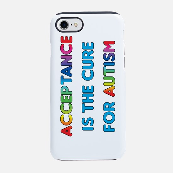 Autism Acceptance iPhone 7 Tough Case