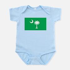 SC Palmetto Moon Infant Bodysuit