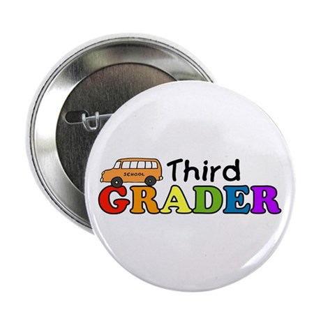 Third Grader Button